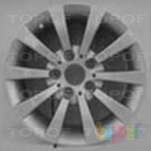 Колесные диски Replay (Replica LS) B73. Изображение модели #1