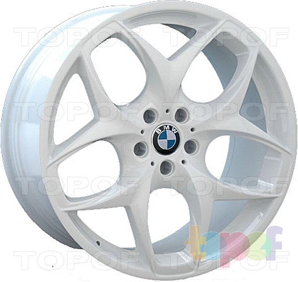 Колесные диски Replay (Replica LS) B80. Белый цвет