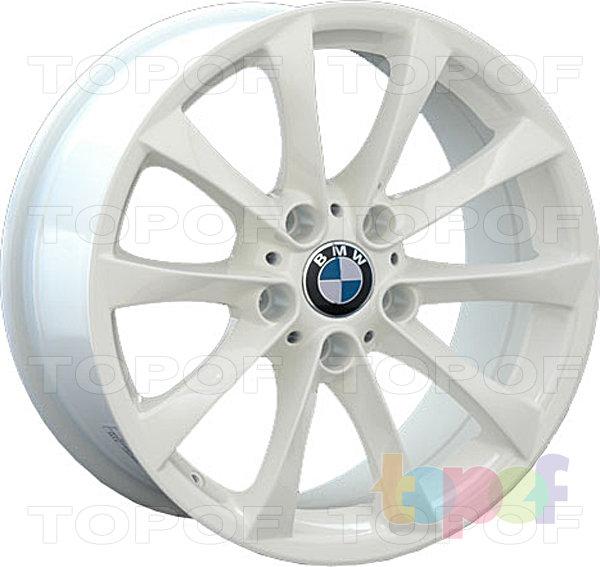Колесные диски Replay (Replica LS) B93. белый цвет
