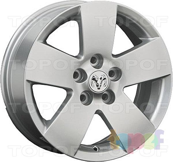 Колесные диски Replay (Replica LS) CR7. Изображение модели #1
