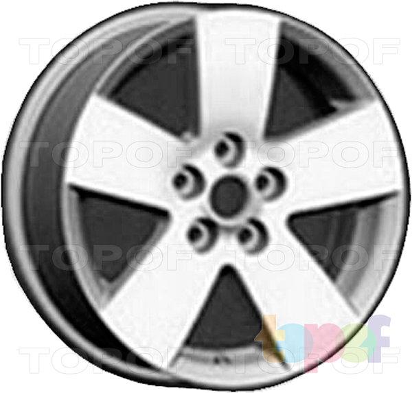 Колесные диски Replay (Replica LS) CR7. Изображение модели #2