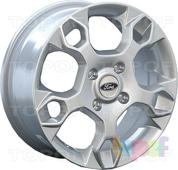 Колесные диски Replay (Replica LS) FD29. White - белый