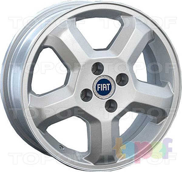 Колесные диски Replay (Replica LS) FT14. Изображение модели #1