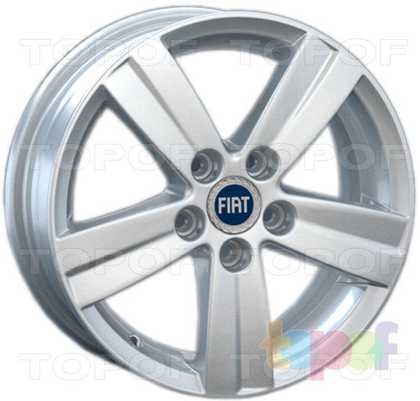 Колесные диски Replay (Replica LS) FT15. Изображение модели #1
