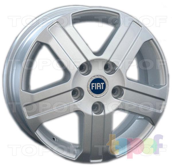 Колесные диски Replay (Replica LS) FT18. Изображение модели #1
