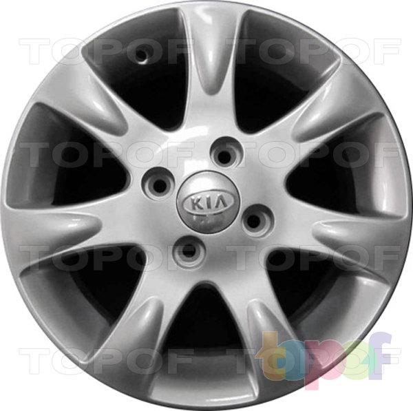 Колесные диски Replay (Replica LS) Ki21. Изображение модели #2