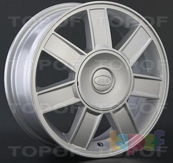 Колесные диски Replay (Replica LS) Ki3. Изображение модели #1