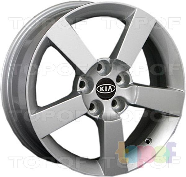 Колесные диски Replay (Replica LS) Ki39