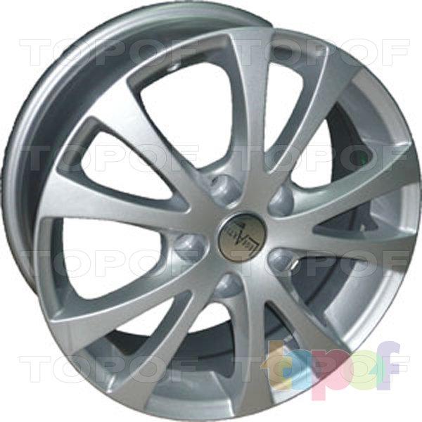 Колесные диски Replay (Replica LS) Ki41. Изображение модели #1