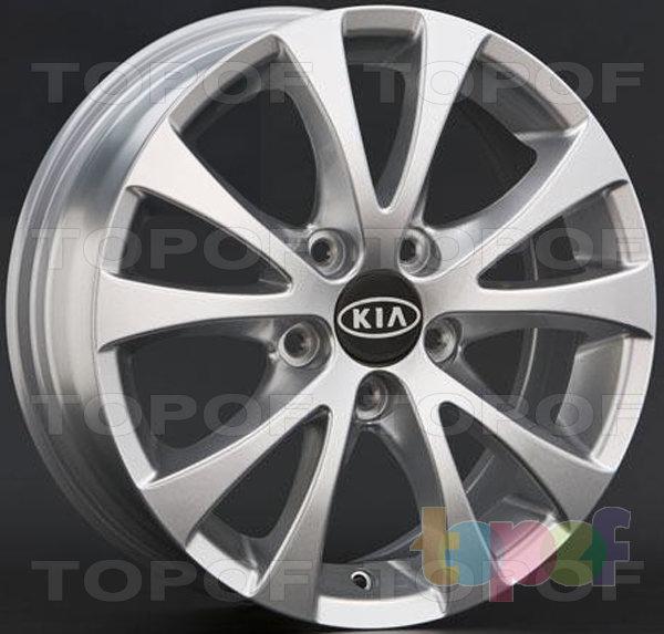 Колесные диски Replay (Replica LS) Ki41. Изображение модели #2