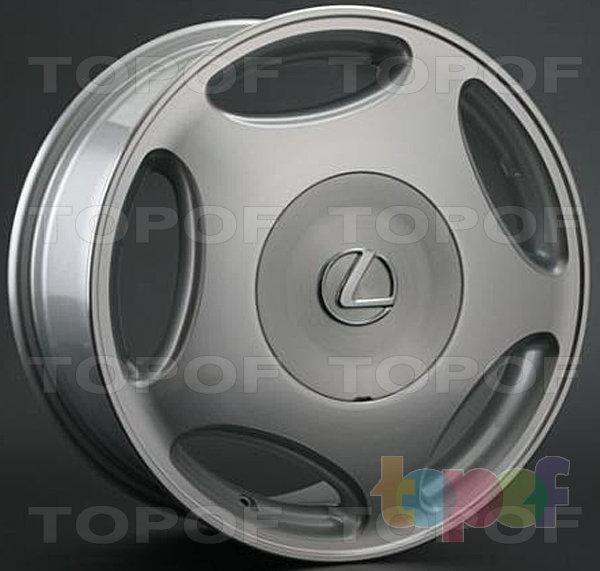 Колесные диски Replay (Replica LS) LX3. Изображение модели #1