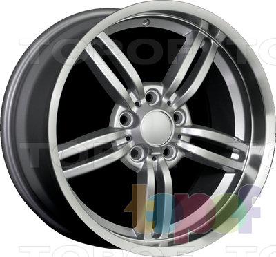 Колесные диски Replica A BM524. Изображение модели #1