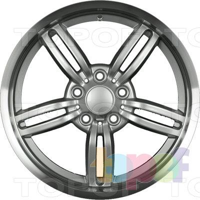 Колесные диски Replica A BM524. Изображение модели #2