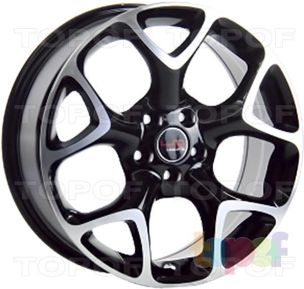 Колесные диски Replica A GM504. Изображение модели #1
