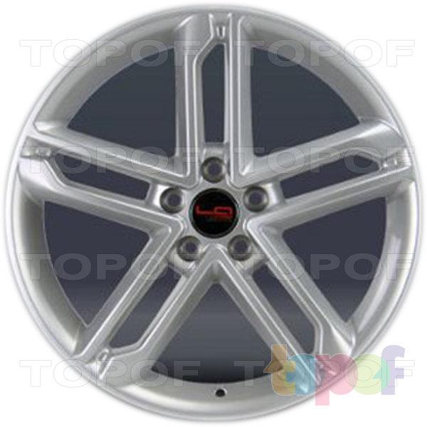 Колесные диски Replica A GM508. Изображение модели #1