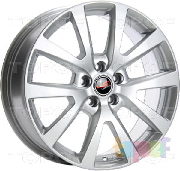 Колесные диски Replica A GM509. Изображение модели #1