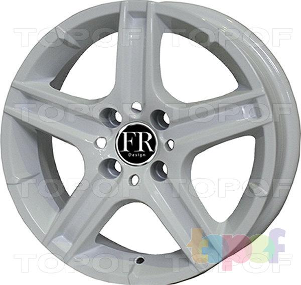 Колесные диски Replica FR 687/01. Изображение модели #1