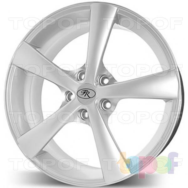 Колесные диски Replica FR FR209. Изображение модели #1
