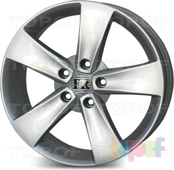 Колесные диски Replica FR FR5040. Изображение модели #1