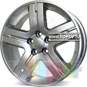 Колесные диски Replica FR FR543. Изображение модели #1