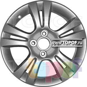 Колесные диски Replica FR FR592