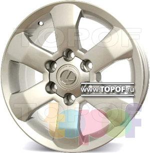 Колесные диски Replica FR FR608
