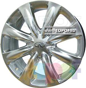 Колесные диски Replica FR FR706. Изображение модели #1
