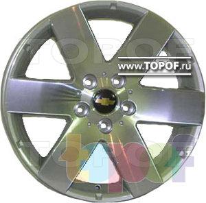 Колесные диски Replica HTS CH6