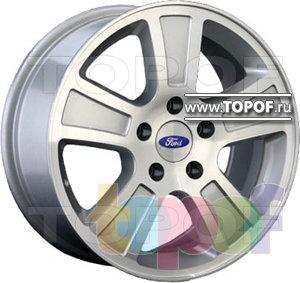 Колесные диски Replica HTS FO3