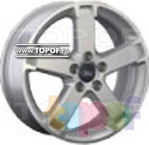 Колесные диски Replica HTS FO4. Изображение модели #1