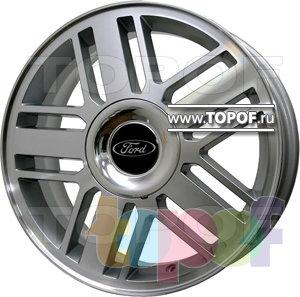 Колесные диски Replica HTS FO5. Изображение модели #1