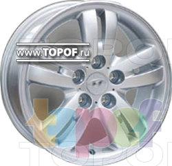 Колесные диски Replica HTS HY3. Изображение модели #1