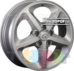 Колесные диски Replica HTS HY7. Изображение модели #1