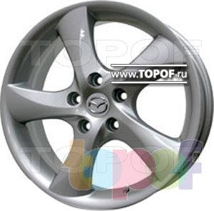Колесные диски Replica HTS MA1. Изображение модели #1