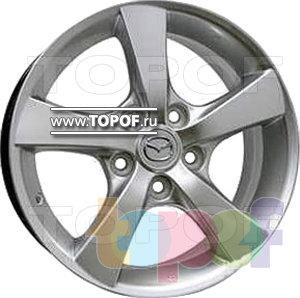Колесные диски Replica HTS MA2. Изображение модели #1
