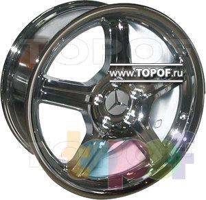 Колесные диски Replica HTS ME3. Изображение модели #1