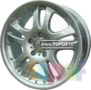 Колесные диски Replica HTS ME5. Изображение модели #1