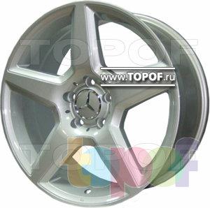 Колесные диски Replica HTS ME9. Изображение модели #1