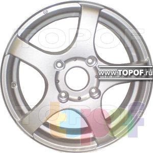 Колесные диски Replica HTS Ni12. Изображение модели #1