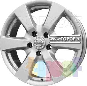 Колесные диски Replica HTS Ni13. Изображение модели #1