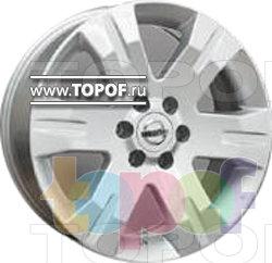 Колесные диски Replica HTS Ni2. Изображение модели #1