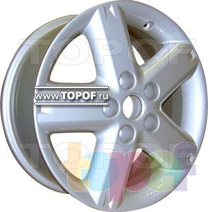 Колесные диски Replica HTS Ni4. Изображение модели #1