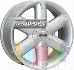 Колесные диски Replica HTS Ni5. Изображение модели #1