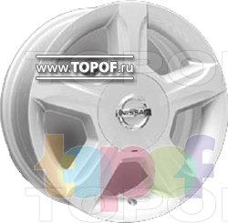 Колесные диски Replica HTS Ni7. Изображение модели #1