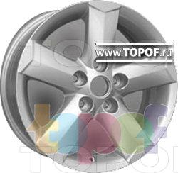 Колесные диски Replica HTS Ni9. Изображение модели #1