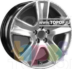 Колесные диски Replica HTS SU1. Изображение модели #1