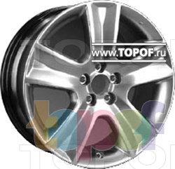 Колесные диски Replica HTS SU2. Изображение модели #1