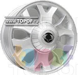 Колесные диски Replica HTS SY1. Изображение модели #1