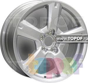 Колесные диски Replica HTS TO10. Изображение модели #1