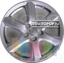 Колесные диски Replica HTS TO13. Изображение модели #1